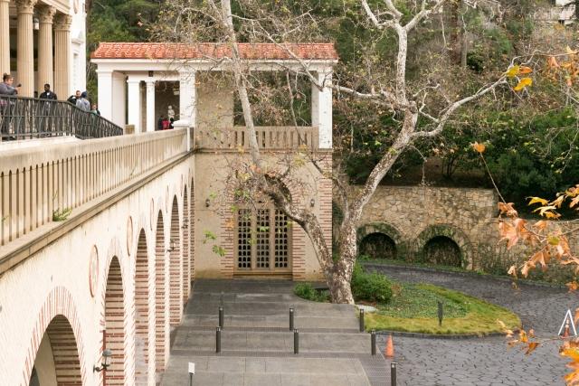 Санта-Моника Достопримечательности Вилла Гетти (Getty Villa)