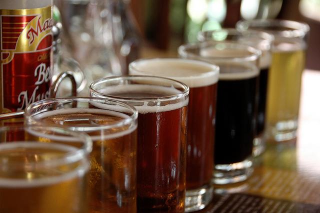 Денвер. Пиво в Wynkoop Brewery