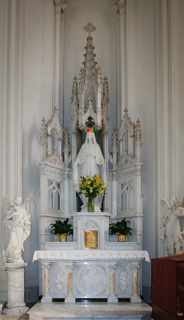 Денвер. Кафедральный собор Непорочного зачатия (Cathedral of the Immaculate Conception)