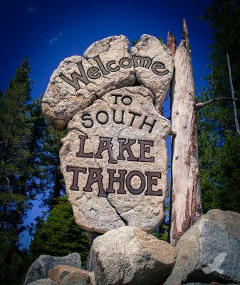 Tahoe Sign