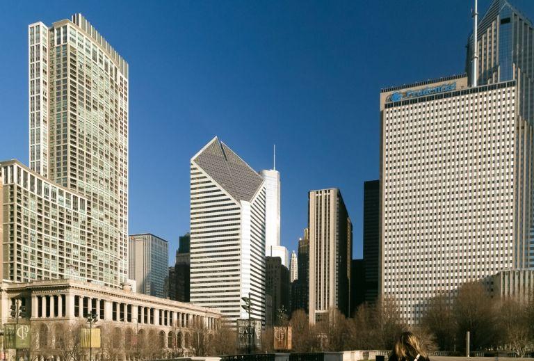 Chicago. Чикаго Достопримечательности