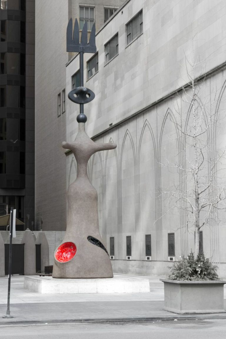 Чикаго Что посмотреть Скульптура Miro