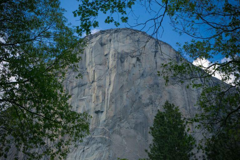 Yosemite National Park. Парк Йосемити. El Capitan