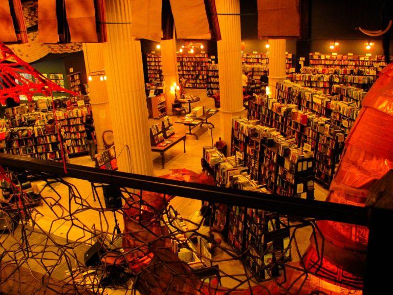 Последний книжний магазин Лос-Анджелес Достопримечательности