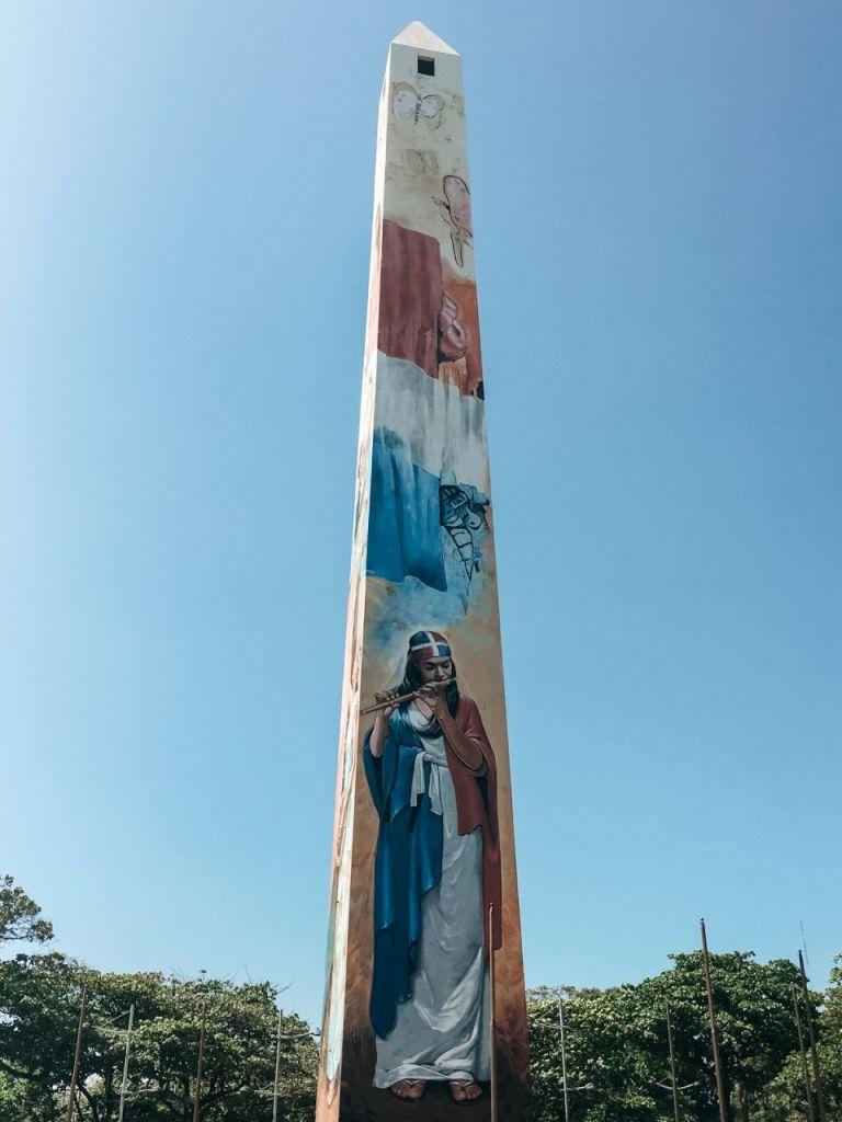 Обелиск Санто-Доминго