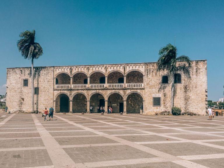 Санто-Доминго. Дом Колумба