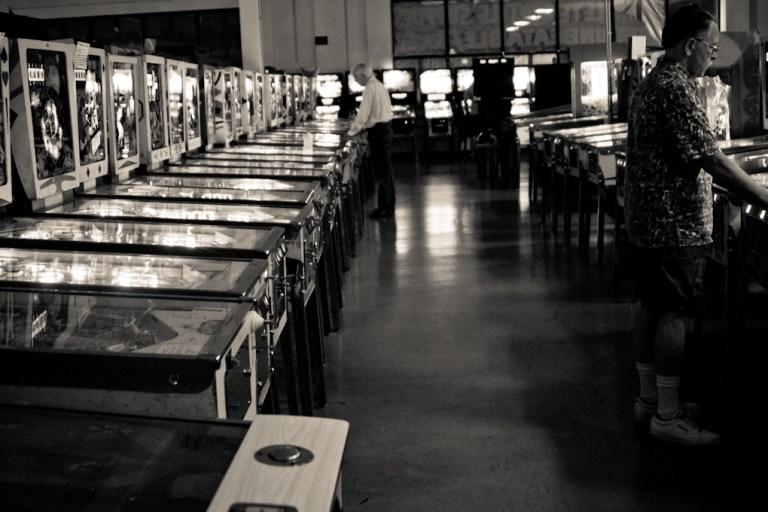 Музеи Лас-Вегаса Pinball Hall of Fame