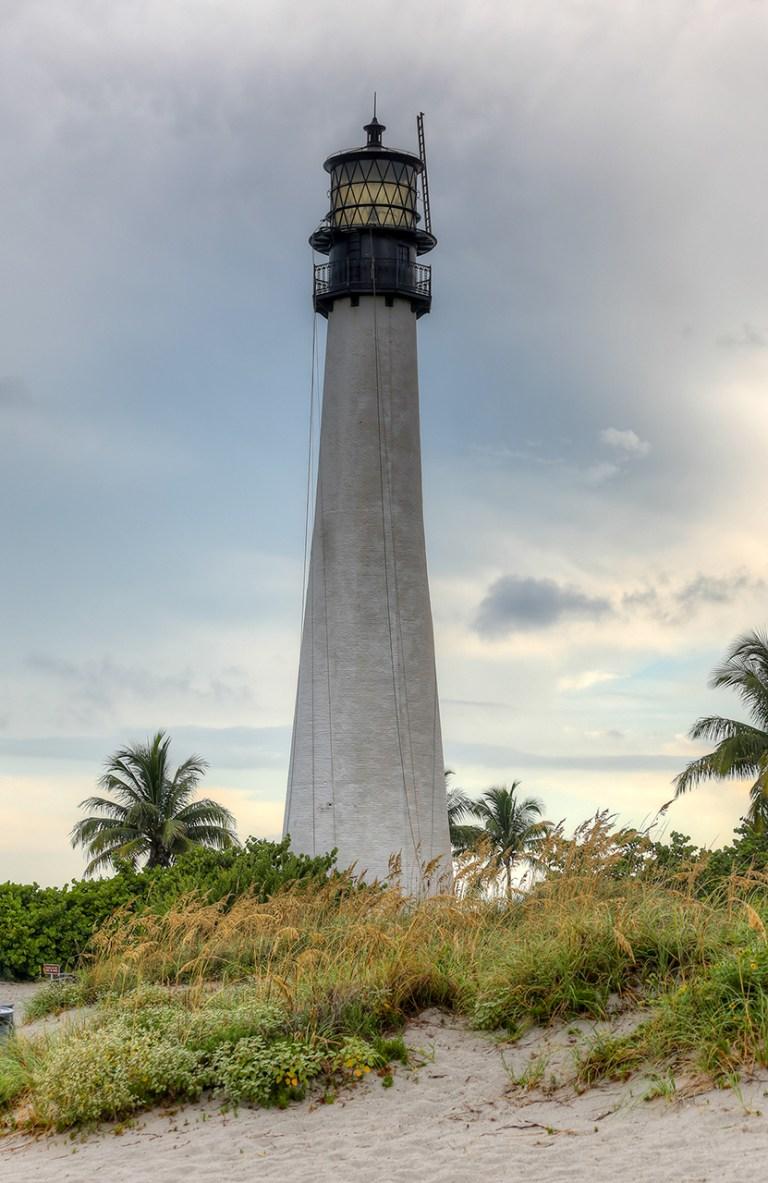 Маяк на Ки Бискейн. Майами