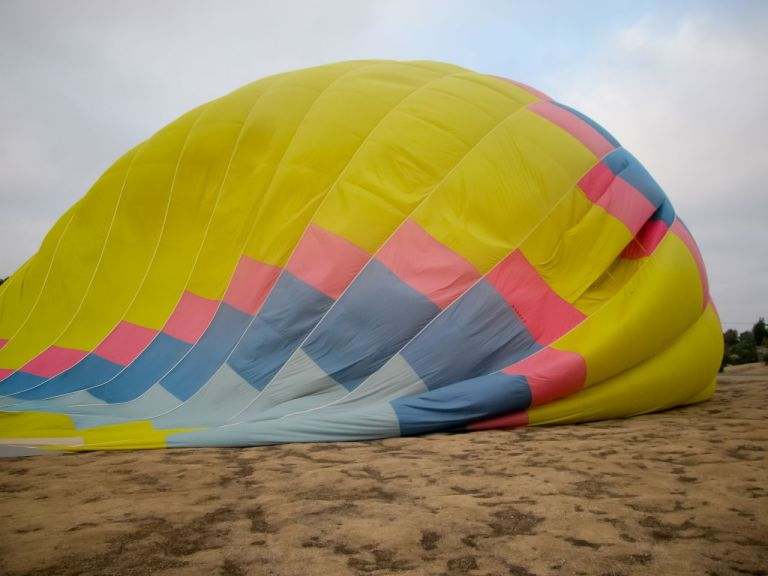 Темекула. Воздушный шар