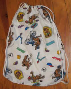 Scooby Doo Sports Kit