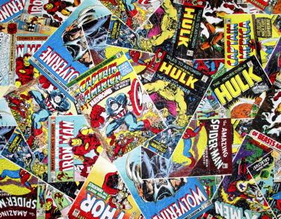 Super Heroes Kit