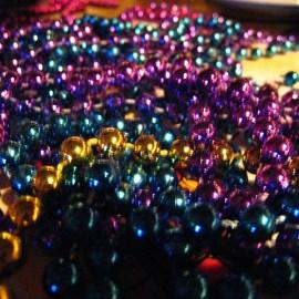 Mardi Gras Inertia Beads
