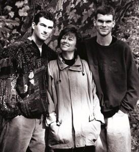 Matt, Catherine, Jon