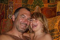 Matt & Satchel Sevenau summer 2008