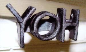 Hoy Branding Iron