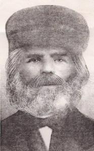 G-G-Grandfather Peter Clemens. stonemason 1808 - 1871