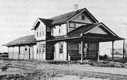 Southern Pacific Depot, Los Molinos