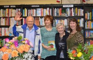 Gordon, Catherine, Marian, Jan
