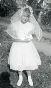 Cathy Clemens 1st Holy Communion