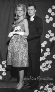 Cathy & Bob, Senior Ball