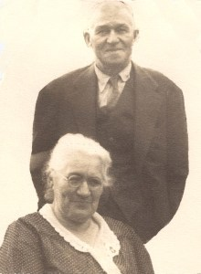 Matt and Barbara Clemens, my father's parents