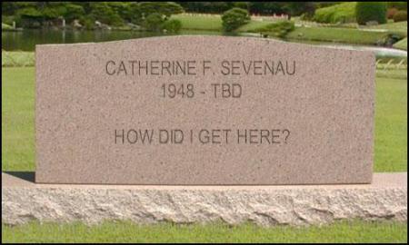 Tombstone Generator Catherine Sevenau