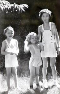 Betty, Claudia, Carleen