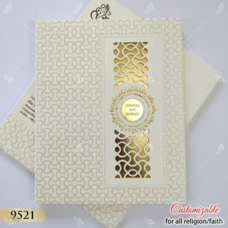 hardcover tamil wedding invitation for NRI