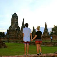 Why You Should Visit Ayutthaya, Thailand!