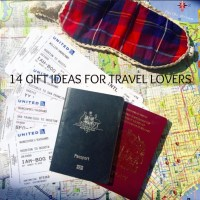 14 Gift Ideas For Travel Lovers