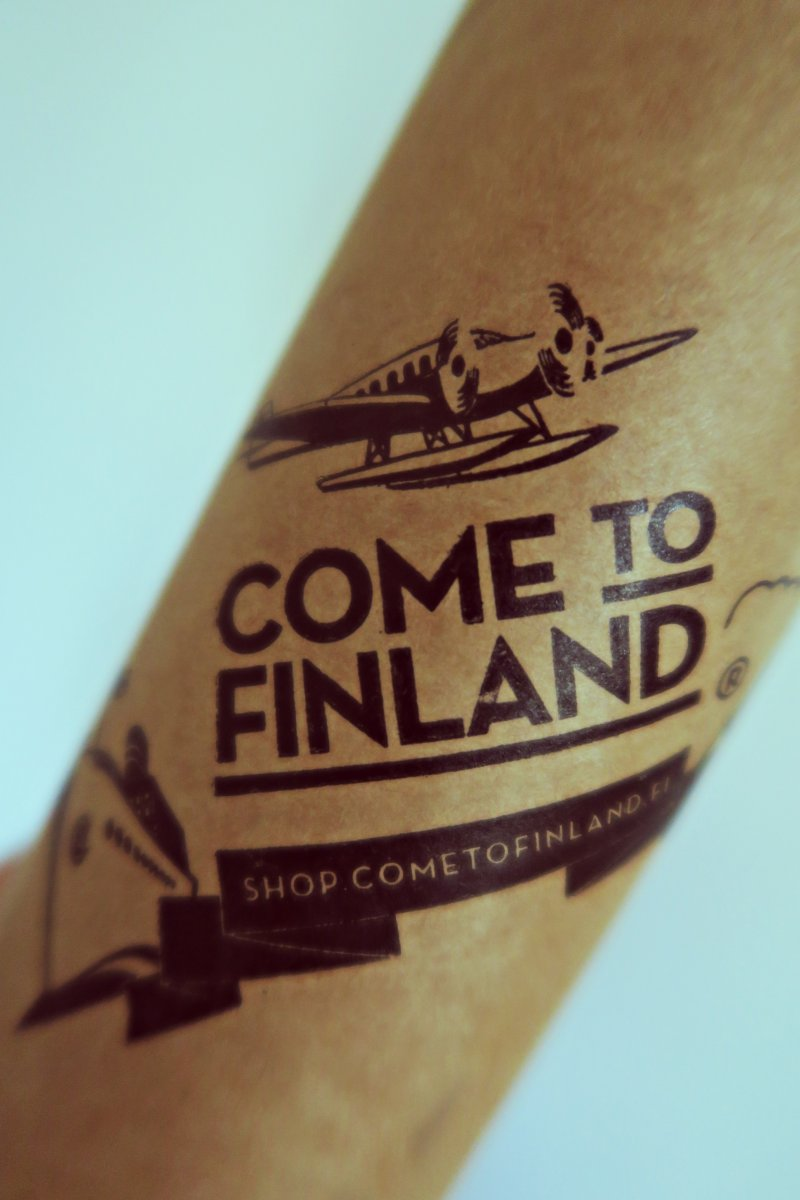 come to finland