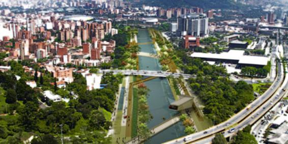 Medelln convertir el ro en un Megaparque  Bienes Raices Colombia Real Estate Colombia