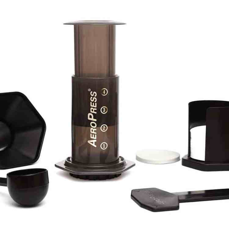 Aeropress equipment