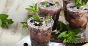 Blueberry-Mint-Julep
