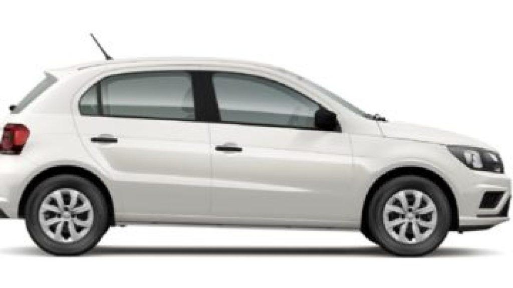 Rent Volkswagen Gol Trend