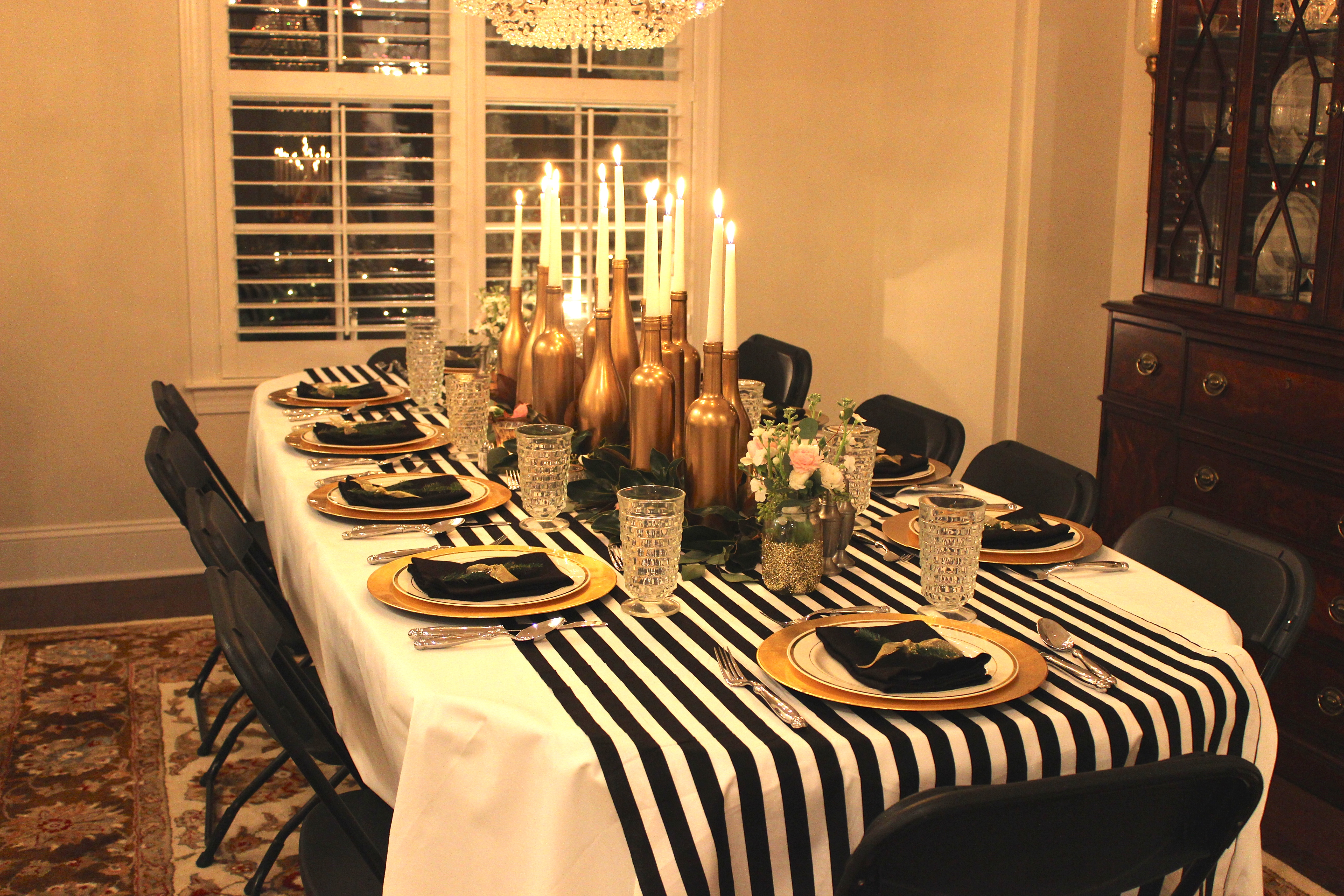 Black White And Gold Decor  from i0.wp.com