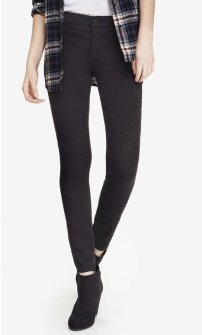 skinny black jeans from Express