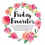 Friday Favorites graphic