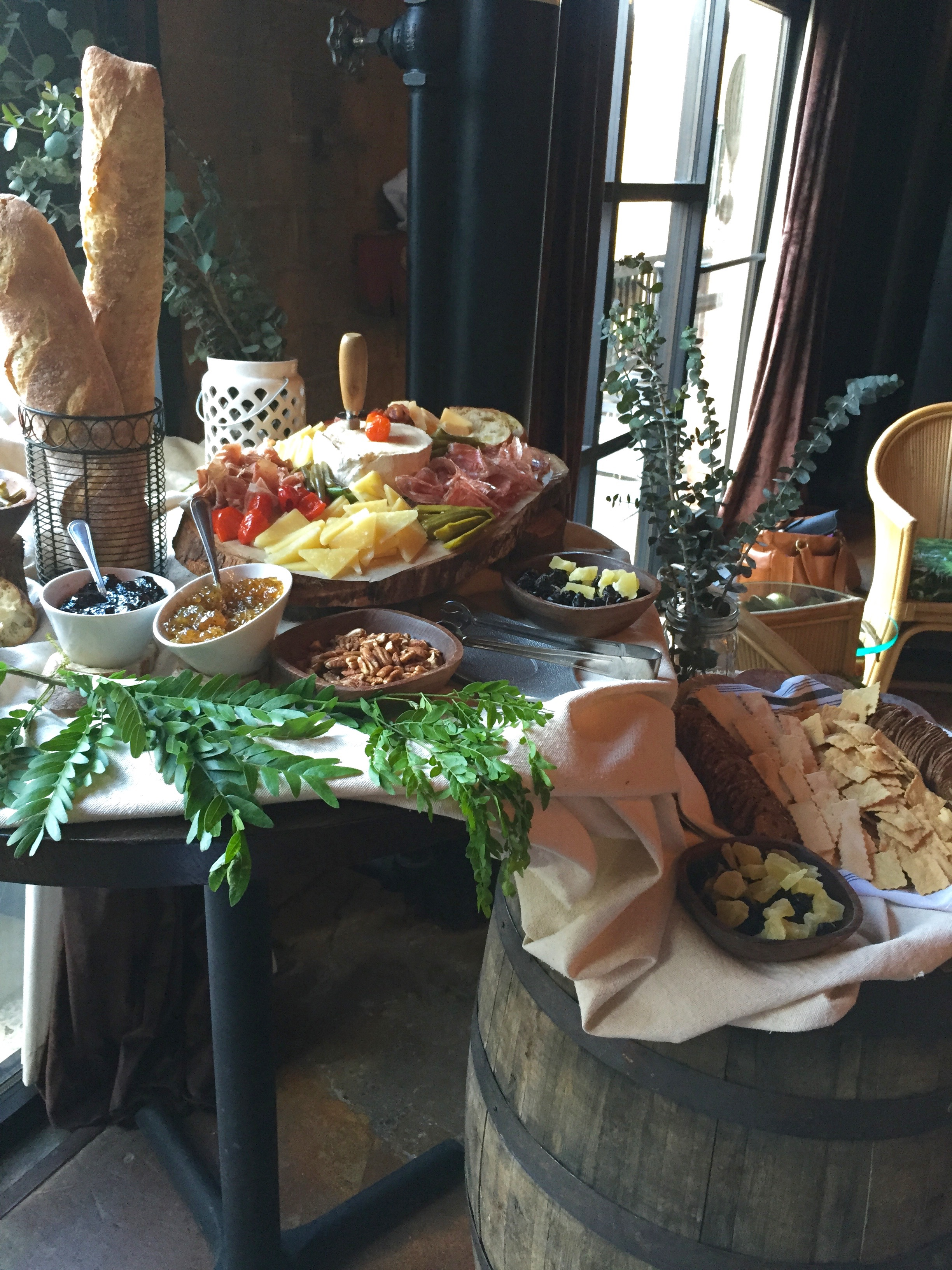 Reid's Fine Foods Catering, Charlotte NC; catering companies in Charlotte, NC