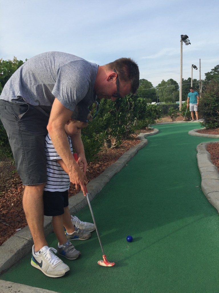putt putt, Surf City, NC