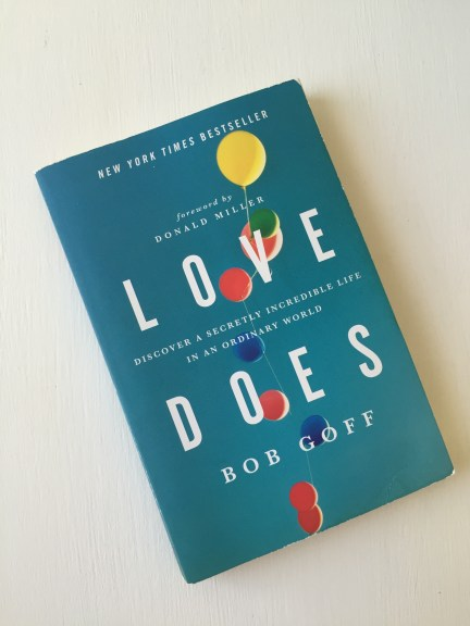 Love Does book
