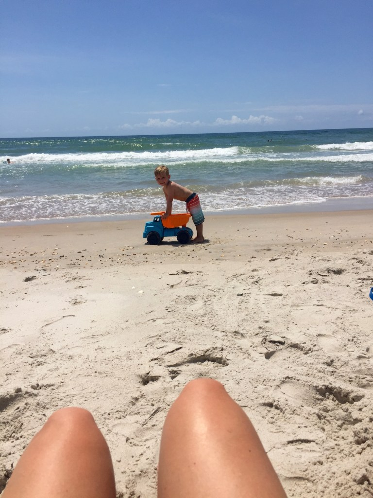 Surf City, NC vacation 2016