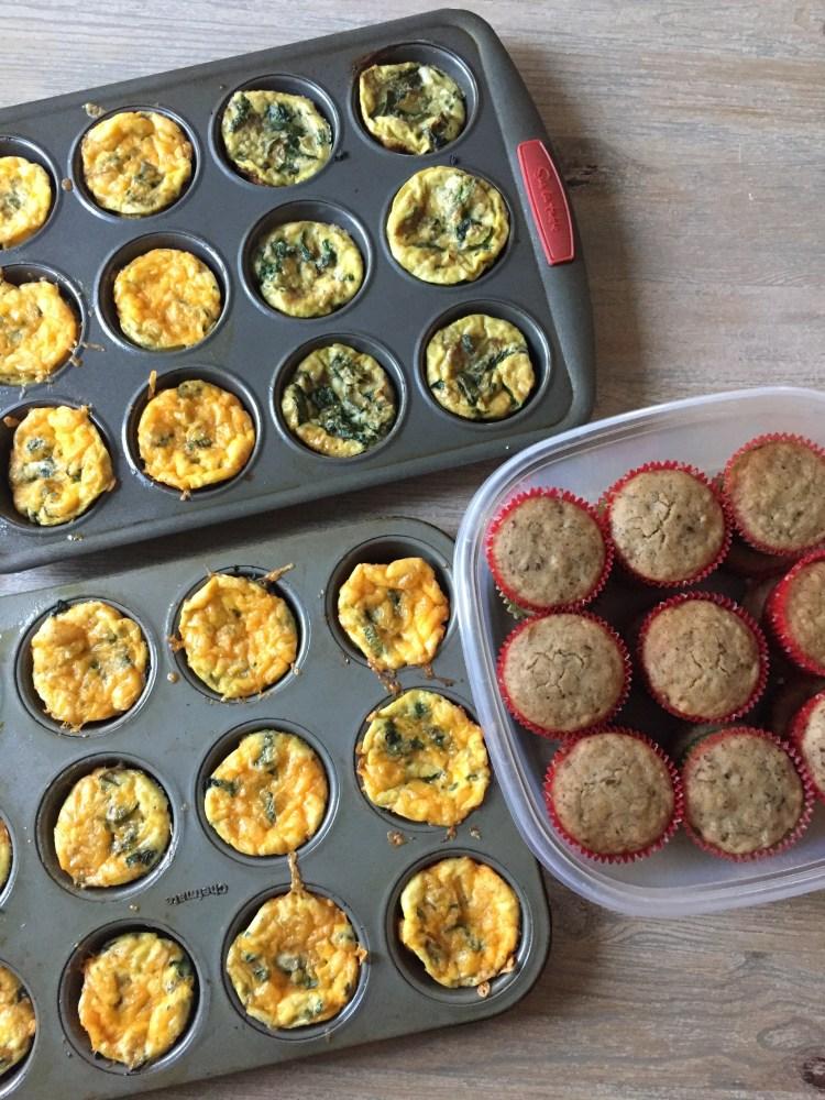 6 healthy breakfast meal prep ideas