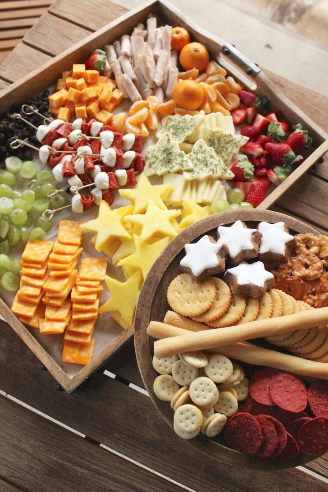 Christmas Cheese Platter.Holiday Cheese Platter For Kids Sevenlayercharlotte