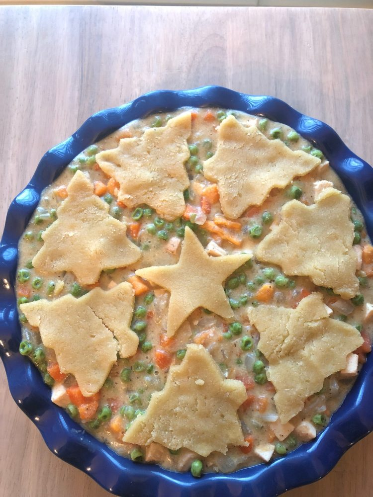 recipes I've tried lately; paleo chicken pot pie