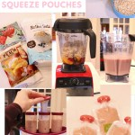 How to Make Homemade Baby Food Squeeze Pouches and Purées