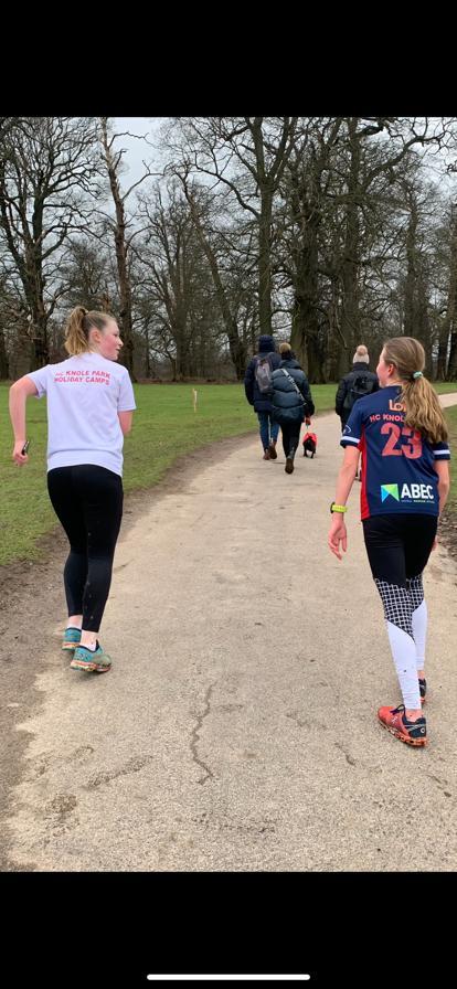 HC Knole Park – fitness in Knole Park