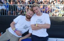 Magnus Kreiberg and Casper Brooker