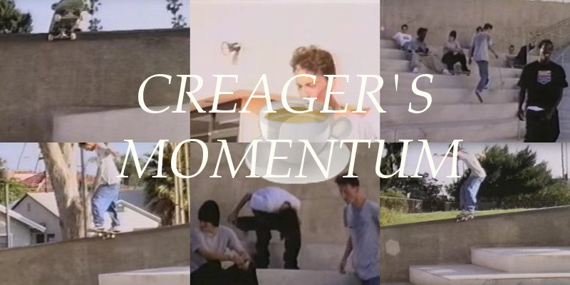 Throwback : Ronnie Creager's Momentum