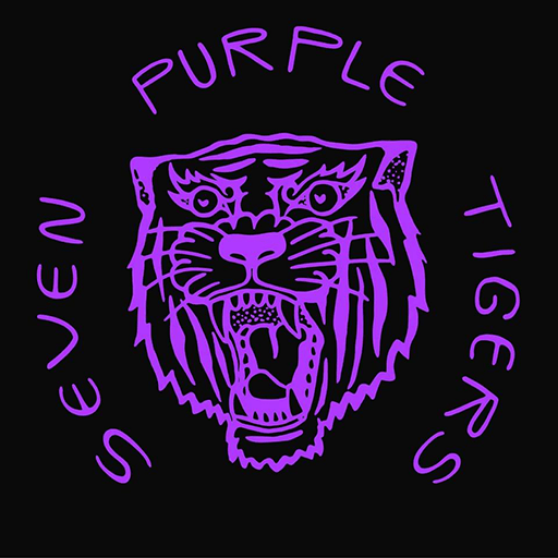 Seven Purple Tigers Logo